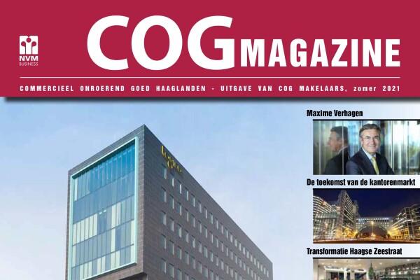COG Magazine zomer 2021